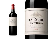 LA PARDE DE HAUT BAILLY 2012