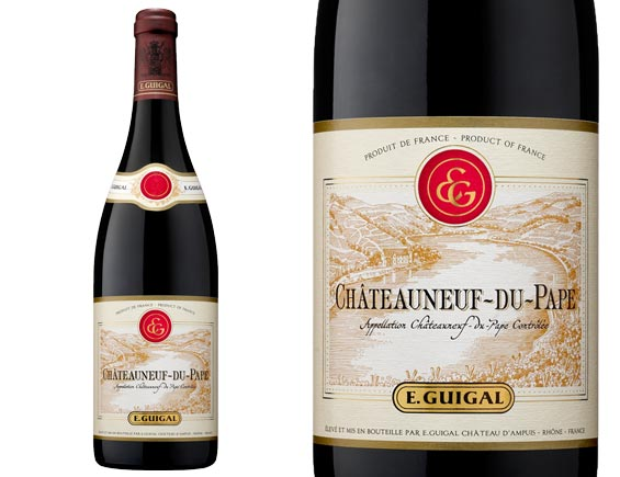 GUIGAL CHATEAUNEUF DU PAPE 2007
