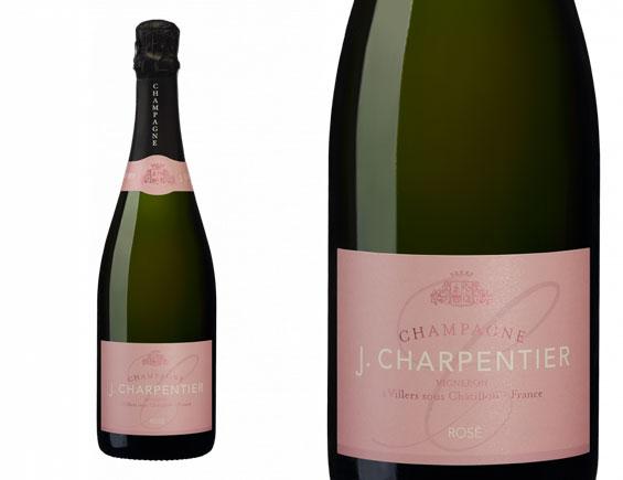 CHAMPAGNE J. CHARPENTIER BRUT ROSÉ