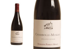 DOMAINE PERROT-MINOT CHAMBOLLE-MUSIGNY 2011
