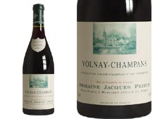 DOMAINE JACQUES PRIEUR VOLNAY PREMIER CRU CHAMPANS 2005