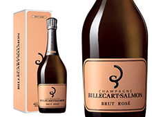 BILLECART-SALMON BRUT ROSÉ COFFRET