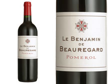 LE BENJAMIN DE BEAUREGARD 2010