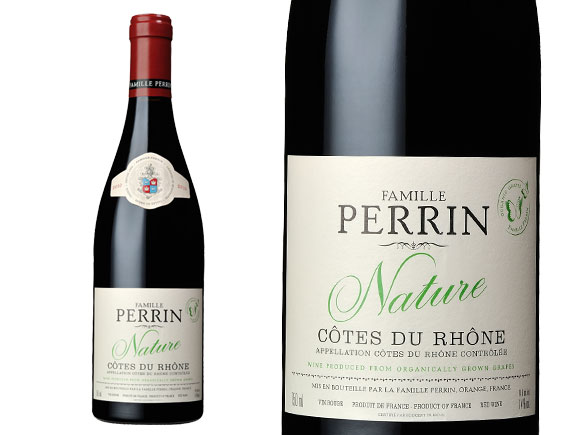 FAMILLE PERRIN NATURE 2012 Rouge