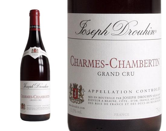 CHARMES-CHAMBERTIN red 2001