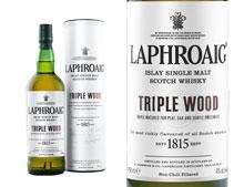 WHISKY LAPHROAIG TRIPLEWOOD