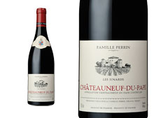FAMILLE PERRIN CHÂTEAUNEUF DU PAPE LES SINARDS ROUGE 2011
