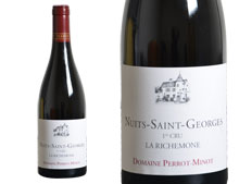 DOMAINE PERROT-MINOT NUITS-SAINT-GEORGES 1ER CRU LA RICHEMONE ROUGE 2012