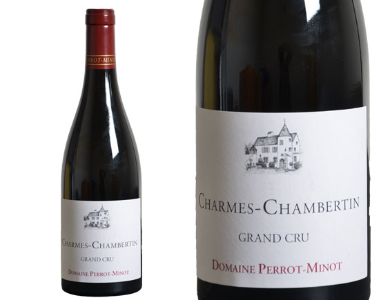 DOMAINE PERROT-MINOT CHARMES CHAMBERTIN VIEILLES VIGNES 2012