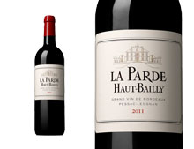 LA PARDE DE HAUT BAILLY 2013