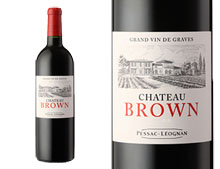 CHÂTEAU BROWN ROUGE 2013