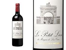 LE PETIT LION DE LEOVILLE LAS CASES 2013 Primeur