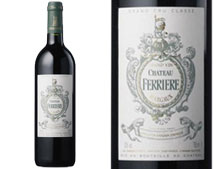 CHATEAU FERRIERE 2013