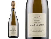 CHAMPAGNE JACQUESSON CUVÉE N°737