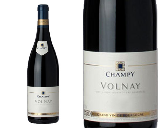 MAISON CHAMPY VOLNAY 2008 Rouge