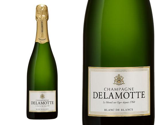 Achat Champagne Delamotte Blanc De Blancs Demi-Bouteille ...
