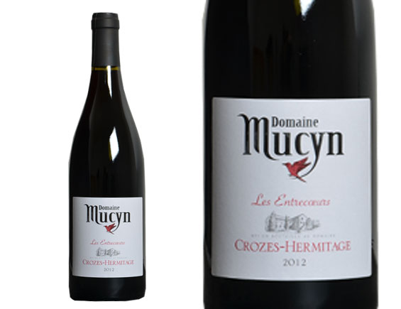 DOMAINE MUCYN LES ENTRECOEURS 2012 Rouge