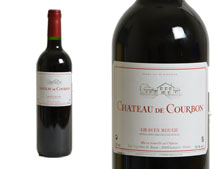 CHÂTEAU DE COURBON GRAVES ROUGE 2013
