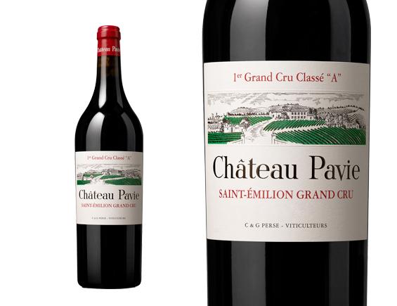 Kết quả hình ảnh cho chateau pavie 2014