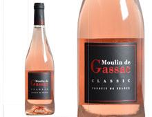 MOULIN DE GASSAC CLASSIC ROSÉ 2014