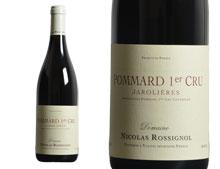 DOMAINE NICOLAS ROSSIGNOL POMMARD 1ER CRU LES JAROLLIÈRES 2007