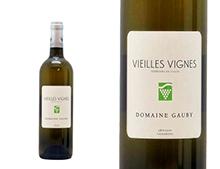 DOMAINE GAUBY VIEILLES VIGNES BLANC 2013
