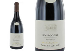 DOMAINE ARLAUD BOURGOGNE RONCEVIE ROUGE 2013