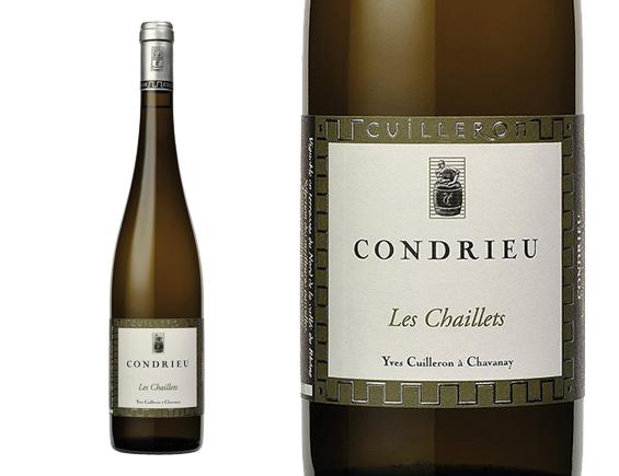 DOMAINE YVES CUILLERON CONDRIEU LES CHAILLETS 2014