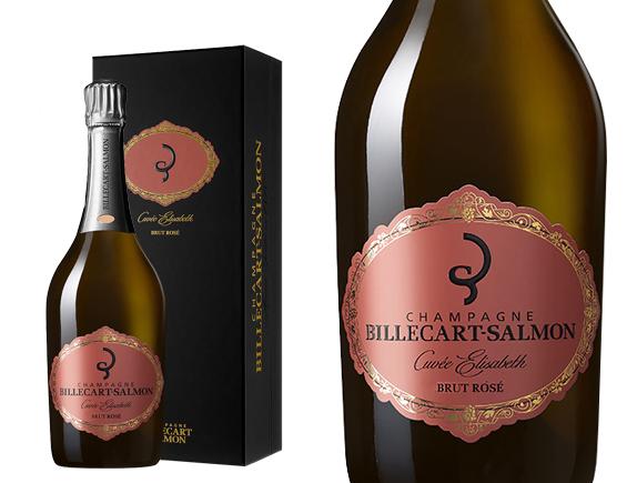 CHAMPAGNE BILLECART-SALMON CUVÉE ELISABETH SALMON ROSÉ 2006 COFFRET