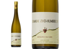 ZIND-HUMBRECHT RIESLING CALCAIRE 2013