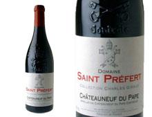 DOMAINE SAINT-PRÉFERT CHÂTEAUNEUF-DU-PAPE