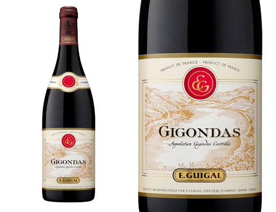 GUIGAL GIGONDAS 2012