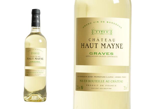 CHÂTEAU HAUT MAYNE GRAVES BLANC 2015