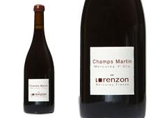 DOMAINE LORENZON MERCUREY 1ER CRU CHAMPS MARTIN ROUGE 2014