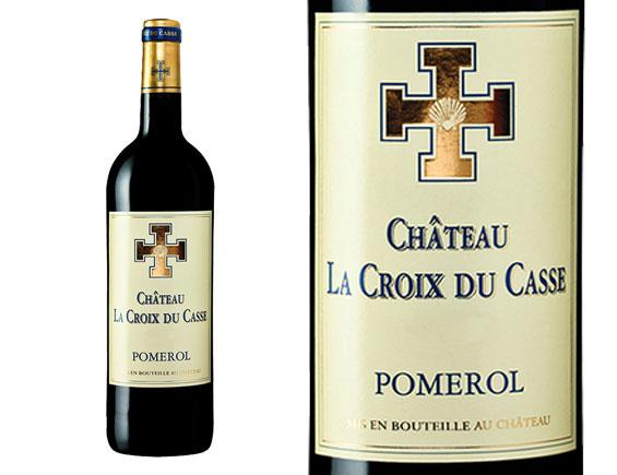 CHATEAU LA CROIX DU CASSE 2015
