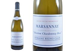 DOMAINE BRUNO CLAIR MARSANNAY SÉLECTION CHARDONNAY ROSE BLANC 2014