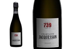 CHAMPAGNE JACQUESSON CUVÉE N°739