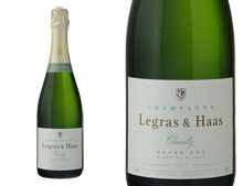 LEGRAS & HAAS  DE S GRAND CRU BRUT