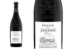 DOMAINE DE LA JANASSE CHÂTEAUNEUF-DU-PAPE CHAUPIN