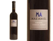 MAS AMIEL MAURY VINTAGE CHARLES DUPUY 2009