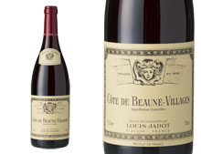 LOUIS JADOT CÔTES DE BEAUNE VILLAGES ROUGE 2013