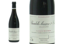 DOMAINE LAURENT ROUMIER CHAMBOLLE MUSIGNY 1ER CRU 2014