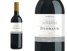 CHÂTEAU DUBRAUD ROUGE 2014