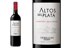 TERRAZAS ALTOS DEL PLATA CABERNET SAUVIGNON ROUGE 2014