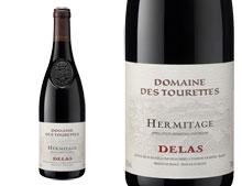 DELAS HERMITAGE DOMAINE DES TOURETTES  ROUGE 2012
