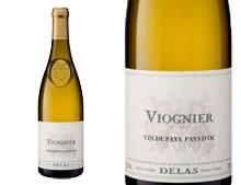 DELAS VIN DE PAYS D'OC VIOGNIER BLANC 2015