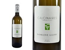 DOMAINE GAUBY LES CALCINAIRES BLANC 2015
