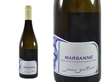 JEANNE GAILLARD IGP COLLINES RHODANIENNES MARSANNE BLANC 2015