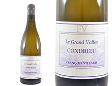 FRANCOIS VILLARD CONDRIEU LE GRAND VALLON 2015