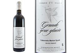 FRANCOIS VILLARD GRANDE GRUE GLACÉE ROUGE 2015